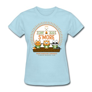 Women's Camp Read S'more T-Shirt - Women's T-Shirt