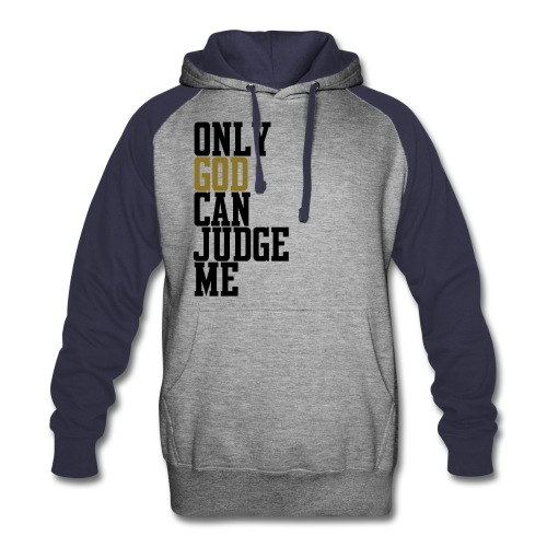 Judge Sweater - Colorblock Hoodie