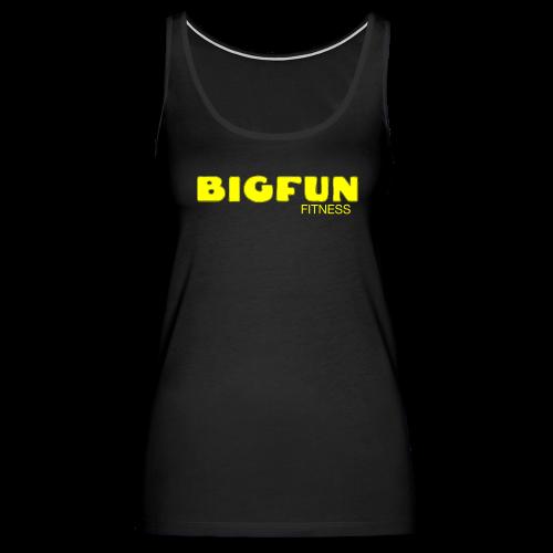 BFF LOGO - Women's Tank - Women's Premium Tank Top
