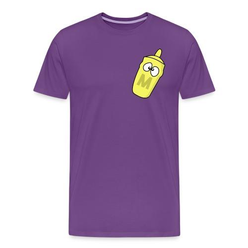nomustardTEE - Men's Premium T-Shirt