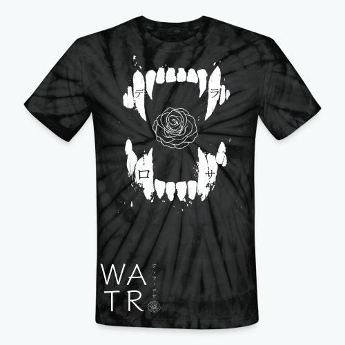 Tie-Dye WATR Tee - Unisex Tie Dye T-Shirt