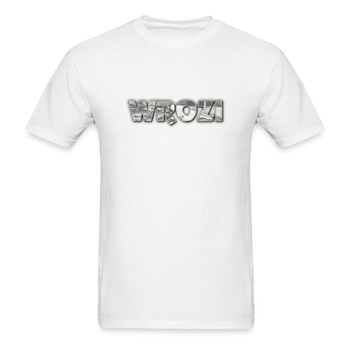 Men's T-Shirt silver logo - Men's T-Shirt