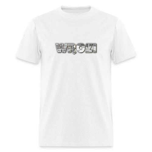 Men's T-Shirt silver logo - Men's T-Shirt