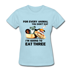 For Every Animal - Women - Women's T-Shirt