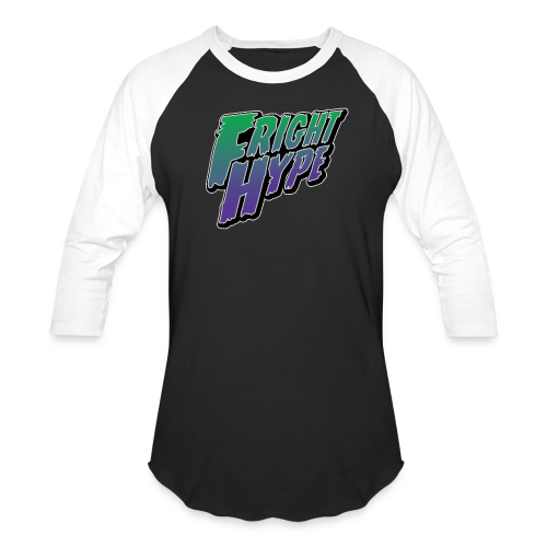FRIGHT HYPE Baseball 3/4 - Baseball T-Shirt