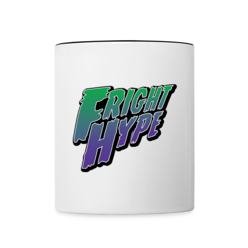 FRIGHT HYPE Mug - Contrast Coffee Mug