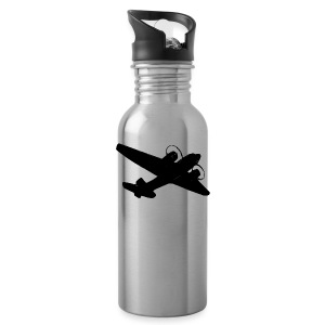 Plane Logo Water Bottle - Water Bottle