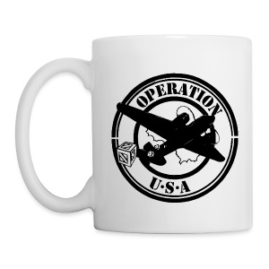 Operation USA Logo Mug - Coffee/Tea Mug