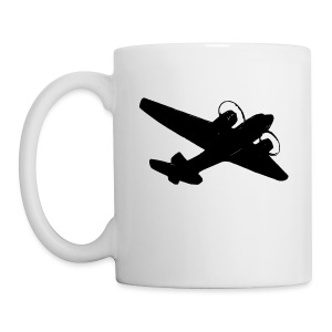 Plane Logo Mug - Coffee/Tea Mug
