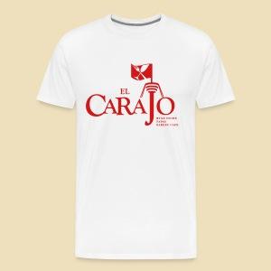 El Carajo T-Shirt w/Logo - Men's Premium T-Shirt