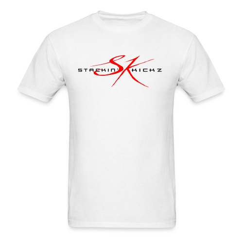 Stackin Kickz - Men's T-Shirt