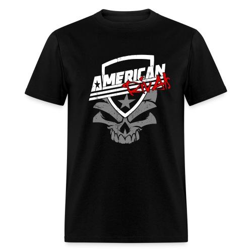 AR Skull - Men's T-Shirt