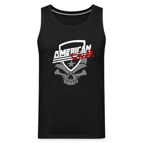 AR Skull Tank - Men's Premium Tank