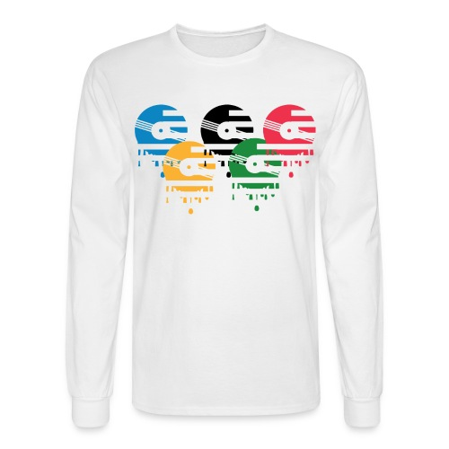 Olympic x WBR - Men's Long Sleeve T-Shirt