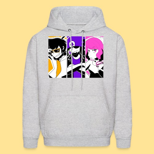 The Trio - Men's Hoodie