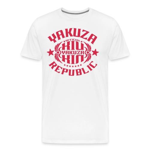 Yakuza O14R T-shirt red - Men's Premium T-Shirt