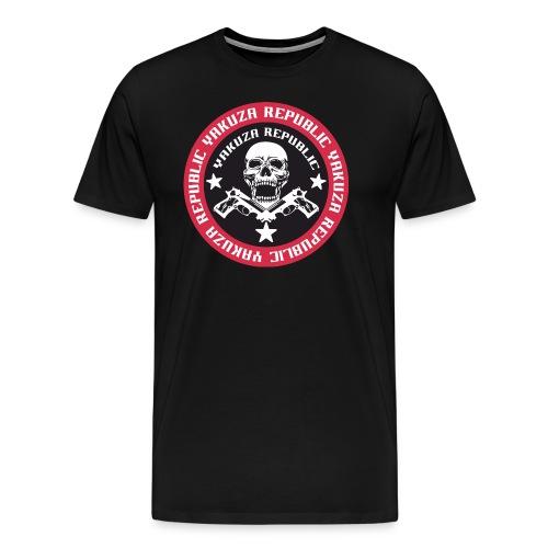 Yakuza O14R - Men's Premium T-Shirt