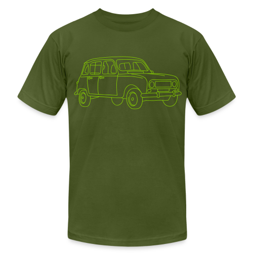 R4 (car) - Men's  Jersey T-Shirt