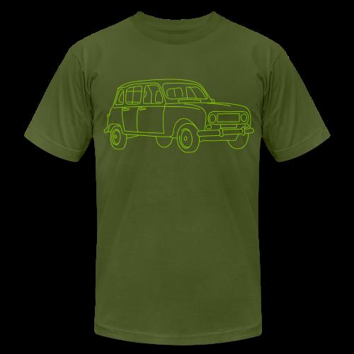 R4 (car) - Men's Fine Jersey T-Shirt