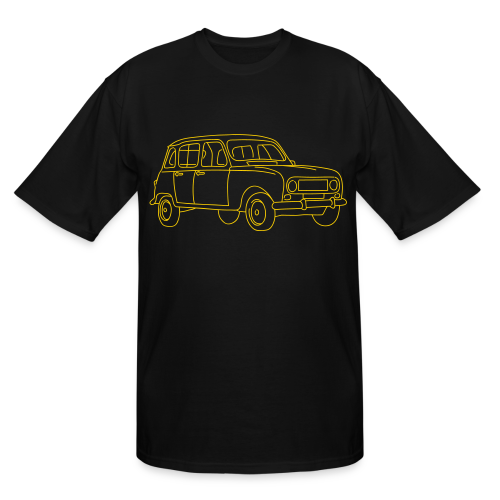 R4 (car) - Men's Tall T-Shirt