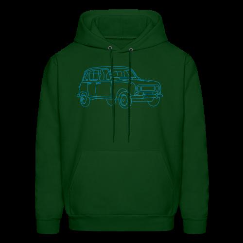 R4 (car) - Men's Hoodie