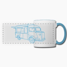 Food truck Mugs & Drinkware