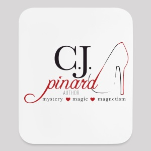 Vertical Mousepad C.J. PINARD LOGO - Mouse pad Vertical
