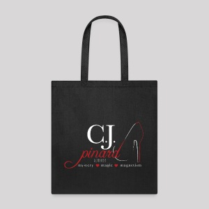 Canvas Tote Bag C.J. PINARD LOGO  - Tote Bag