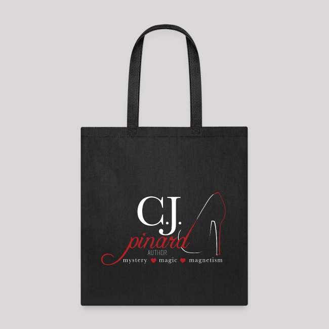 Canvas Tote Bag C.J. PINARD LOGO
