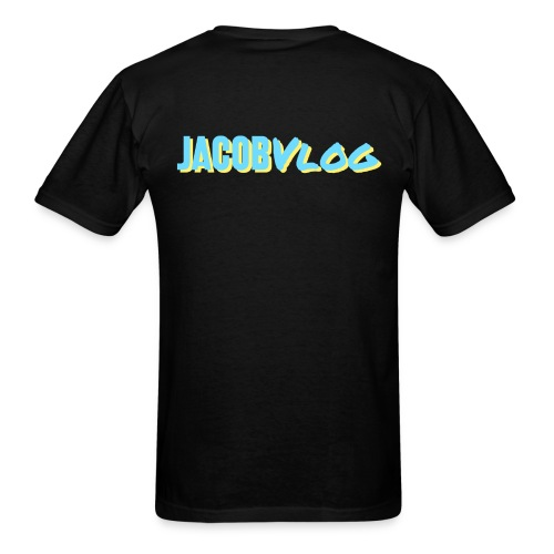 Vlog Logo - Men's T-Shirt