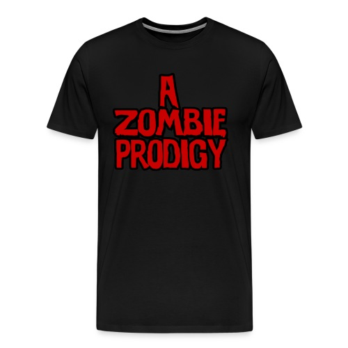 AZombieProdigy Original Men's T-Shirt  - Men's Premium T-Shirt