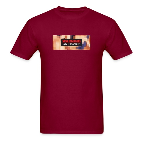Adults Only - Men's T-Shirt