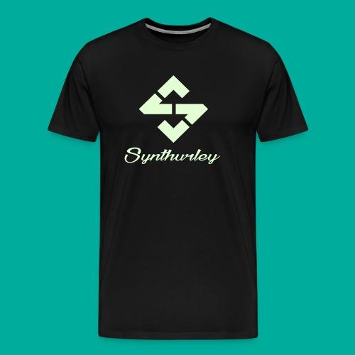 Synthurley Glow - Men's Premium T-Shirt