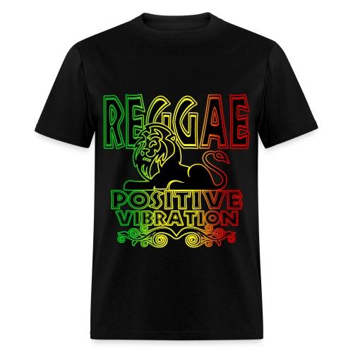 Positive Vibration - Men's T-Shirt