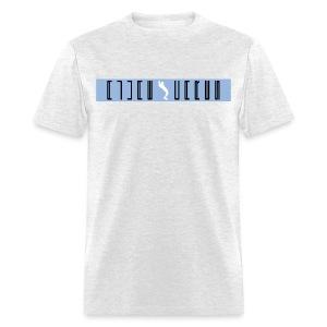 AJ11 x AJUAE - LegendBlue - Men's T-Shirt