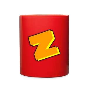 Zipomatic Mug (RED) - Full Color Mug