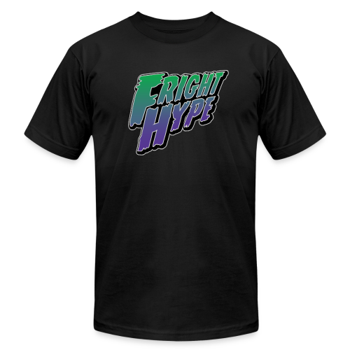 Men's FRIGHT HYPE T-Shirt by American Apparel - Men's  Jersey T-Shirt