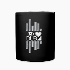 I Heart Dubstep Mugs & Drinkware