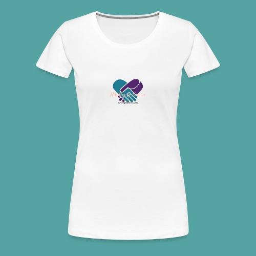 Surviving Domestic Abuse T-Shirt - Women's Premium T-Shirt