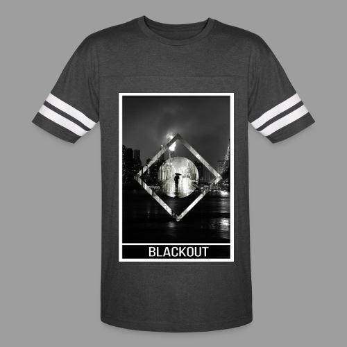 BLACKOUT PREMIUM  - Vintage Sport T-Shirt