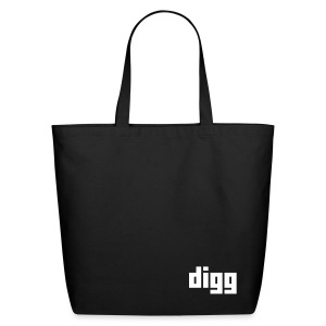 The Digg Tote - Eco-Friendly Cotton Tote