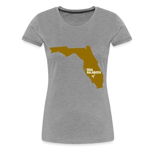 Real Balabusta of FL - Women's Premium T-Shirt