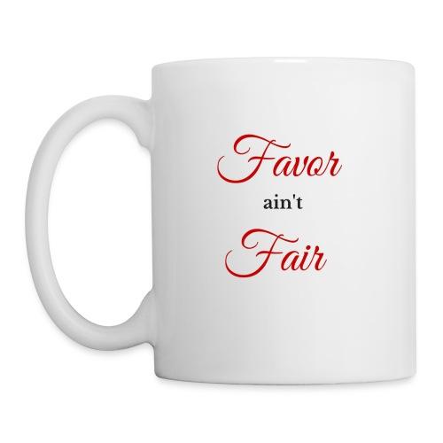 Favor - Red - Coffee/Tea Mug