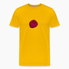 raspberry berries T-Shirts