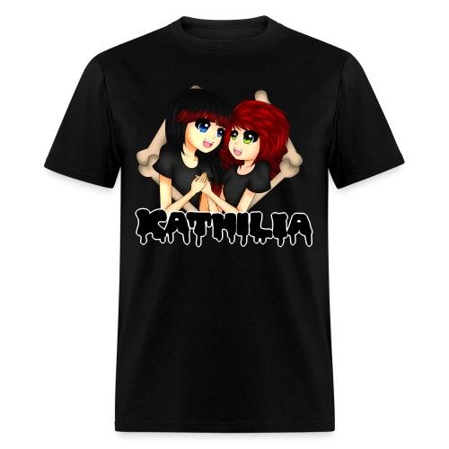 KATHILIA IS REAL - Woman Tee - Men's T-Shirt