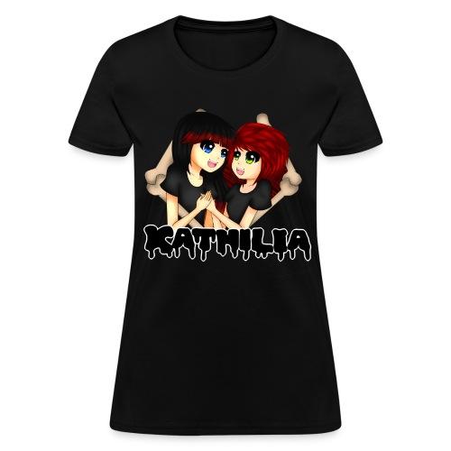 KATHILIA IS REAL - Men's Tee - Women's T-Shirt