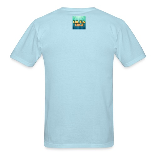 Basic CalicoCidd Back LOGO - Men's T-Shirt
