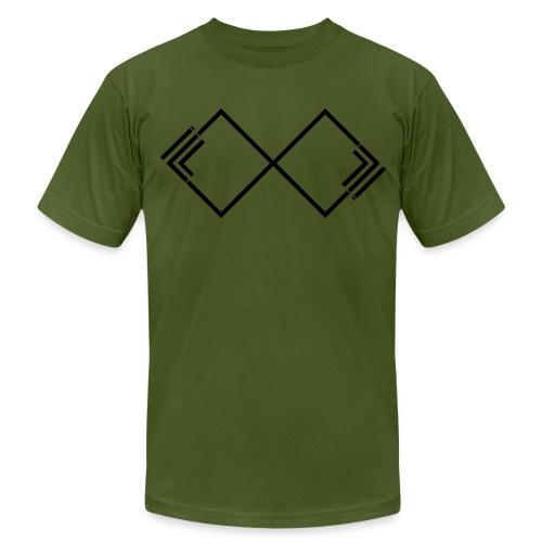 The illfinity tee - Men's Fine Jersey T-Shirt