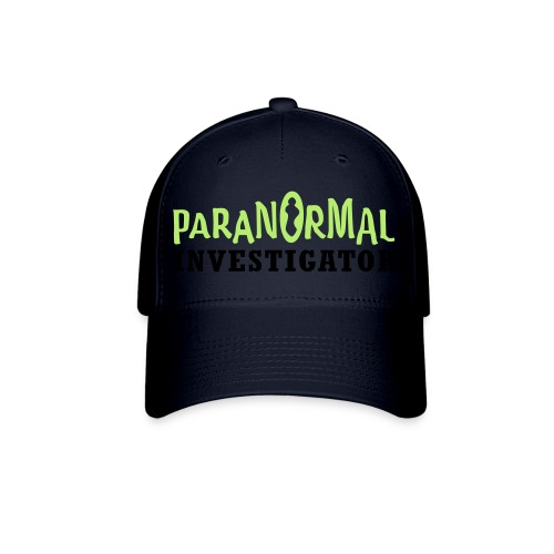 Paranormal Investigator Har - Baseball Cap