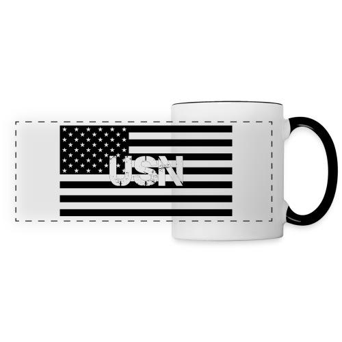 USN Logo Mug - Panoramic Mug
